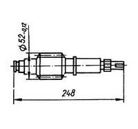 03-34-11А Червяк КШП-3М  (погрузчик Р6-КШП-6)