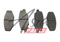 Колодки тормозные передние Kimo/Jaggi