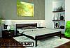 Кровать деревянная Роял Arbor, фото 7