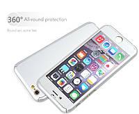 Чехол для мобильного телефона Apple iPhone 6 / 6S Luxury Silver