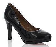Женские туфли EMMET  BLK, фото 1