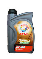 Моторное масло TOTAL Quartz  ENERGY 9000 0W-30 канистра 1л