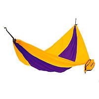 Гамак KingCamp PARACHUTE HAMMOCK(KG3753) Yellow/Purple