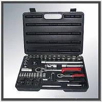 Набор инструментов Intertool ET 60-72 (72 ед.)