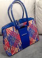 Сумка Givenchy синяя