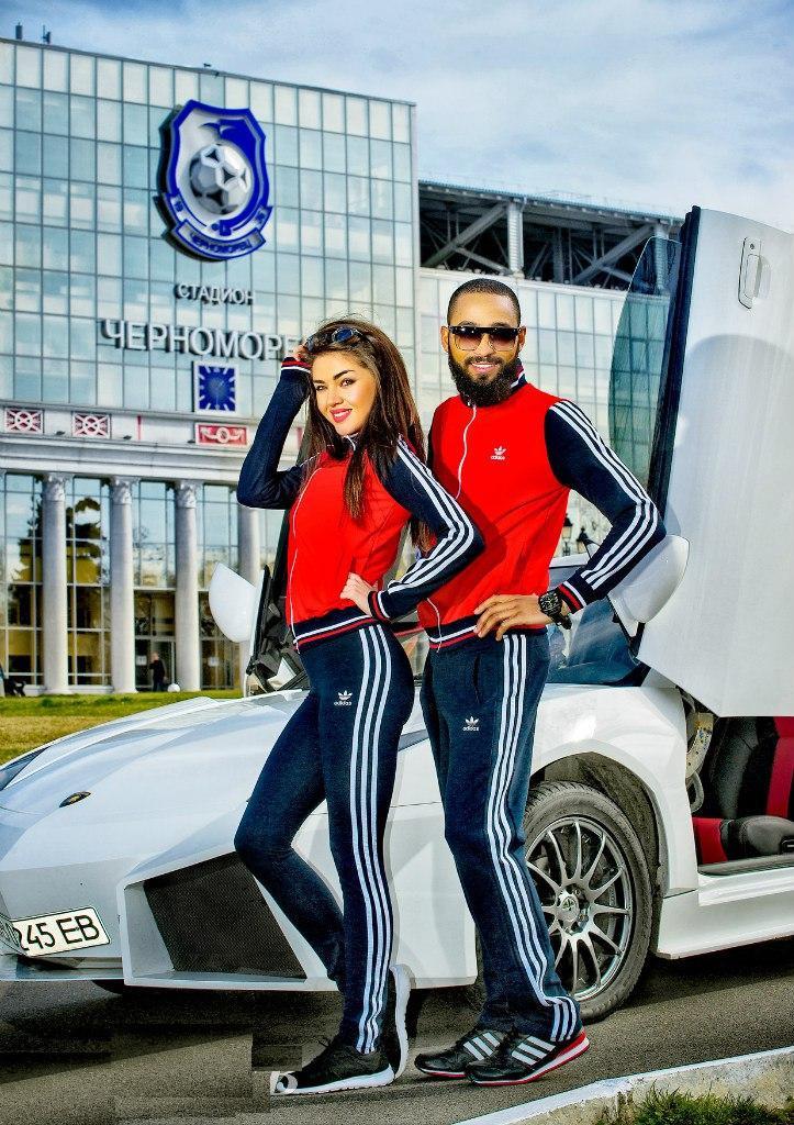 029f31de Женский спортивный костюм