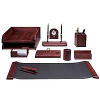 Настольный набор Bestar 0210 (10 предметов, красное дерево)