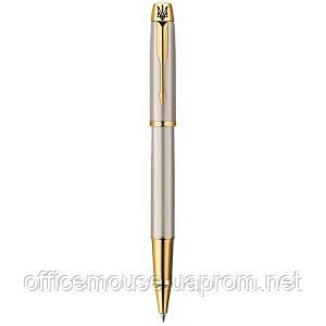 Шариковая ручка Parker IM Brushed Metal GT 20 332Трезубец 20 322T_TRT