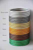 Металлические кольца для слинга. Цвета в ассотрименте