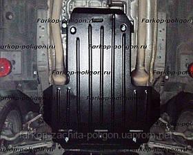 Защита коробки JAGUAR XJ v-3,0 АКПП c-2014г.