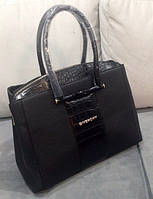 Сумка Givenchy черная эко-кожа