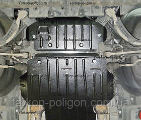 Защита картера JAGUAR XJ v-3,0 АКПП  с-2014 г.