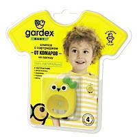 Клипса Gardex  со сменным картриджем от комаров