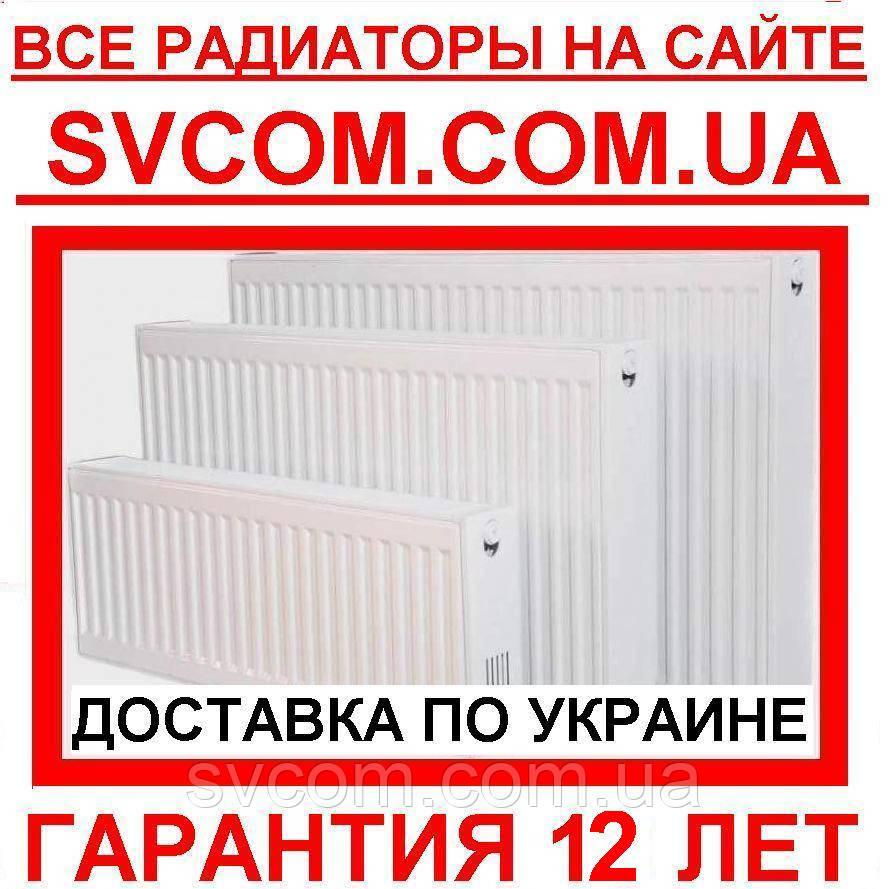 11 500х1600 VC Стальные Радиаторы Нижнее Подкл от Импортёра