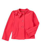 Пиджак для девочки Gymboree на 4, 5-6 лет