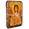 Деревянная икона Святого Ангела Хранителя, фото 3