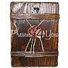 Деревянная икона Неувядаемый Цвет, 17х13 см., фото 2