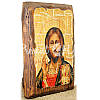 Деревянная икона Христос Спаситель, 17х13 см., фото 2