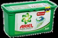 Капсулы для белого и светлого белья Ariel Mounting Spring 3в1 28 шт.