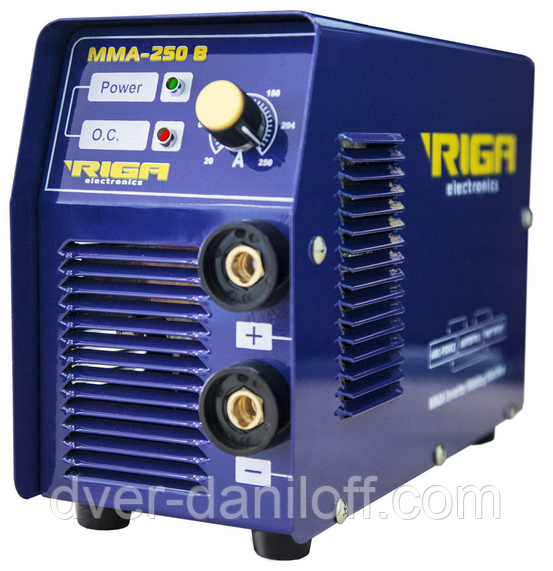 Сварочный инвертор RIGA mini ММА 250