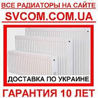 22 500х500 VC Нижнее подключение Стальные Радиаторы - от Импортёра (Турция)!