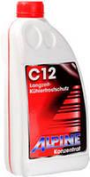 Антифриз ALPINE G12 Red 1,5л