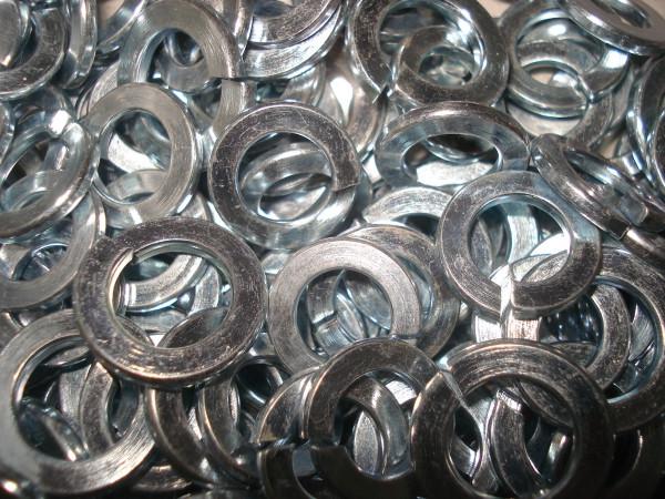 Шайбы пружинные (гровер) ГОСТ 6402-70, DIN 127 | Фотографии принадлежат предприятию Крепсила