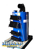 Промышленный твердотопливный котел Идмар СИС 100 кВт (Idmar CIC)