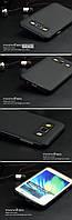 Чехол для мобильного телефона Samsung A3 Luxury Black