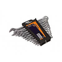 Набор комбинированных ключей 12ед 6-22мм Miol 51-710