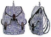 Рюкзак молодежный Узоры Севера