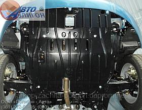 Защита картера JAC J6 v-1,5;1,8 АКПП/ МКПП с-2012 г.