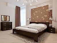 Кровать буковая Сакура
