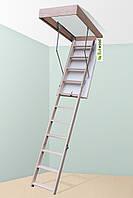 Чердачная лестница «Bukwood»  Compact ST, 1100х700х2800, Харьков
