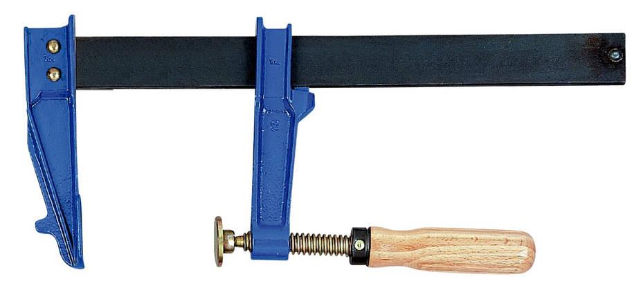 Стальная струбцина, длина изделия - 400 мм, Bahco, 306804000, фото 2
