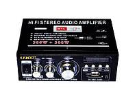 Усилитель UKC AK-699D MP3 FM 220v 12v New
