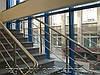 Перила из нержавейки, лестницы из нержавеющей стали
