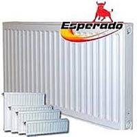 Радиатор стальной с боковым подключением 22 тип ESPERADO