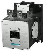 Контактор Siemens 3RT1064-6AP36 3-пол, AC-3 110 kW/400 V, AC/DC 220-240 V, доп. контакты 2NO+2NC