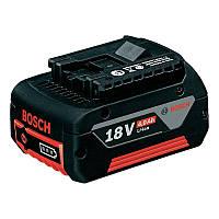 Аккумулятор Bosch LI-Ion 18 В, 4,0 Ач, 1600Z00038