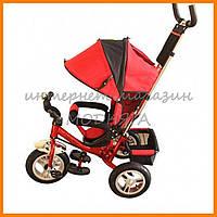 Велосипед детский до 4 лет М 3113-3А надувные колеса