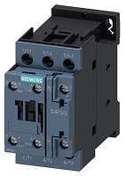 Контактор Siemens 3RT2023-1AP00 3-пол, AC-3 4 kW/400 V, AC 230 V, 50Гц, доп. контакты 1NO+1NC, фото 1