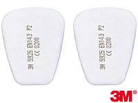 Фильтры пылезащитные серии 5000, класс защиты P2 3M-FI-5000-P2