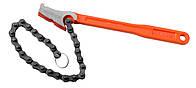 Цепной ключ для труб, длина изделия - 300 мм, Bahco, 370-4