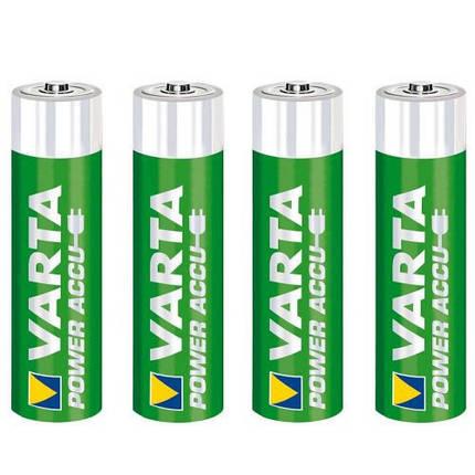 4шт Аккумуляторы в кейсе Varta AA 2400 Ready 2 Use, фото 2