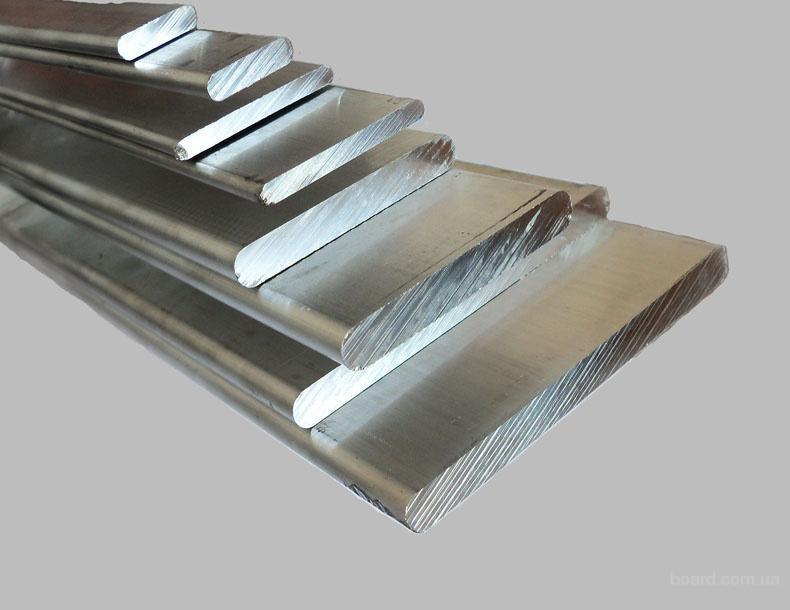 Алюминиевая полоса, шина 5х50 5х60