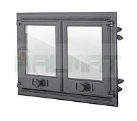 Чугунные дверцы DCHP3 675x480, фото 1