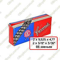 Цепь моторная ЯВА-350 634/638 (66 звеньев)