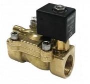 Електромагнітні клапани для води, повітря