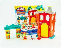 Набор для лепки Play-Doh Пожарная станция